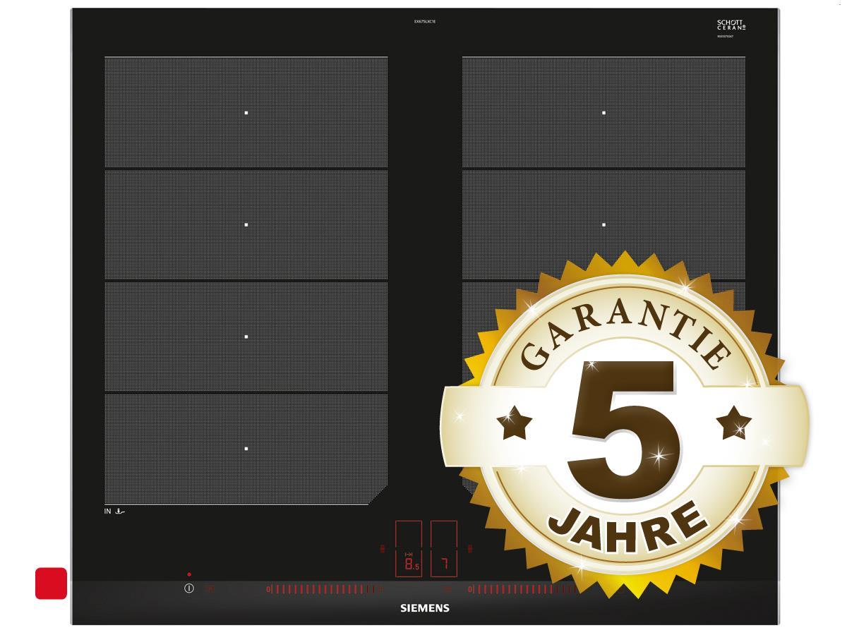 siemens ex675lxc1e induktionskochfeld autark eur 818 80 picclick de. Black Bedroom Furniture Sets. Home Design Ideas