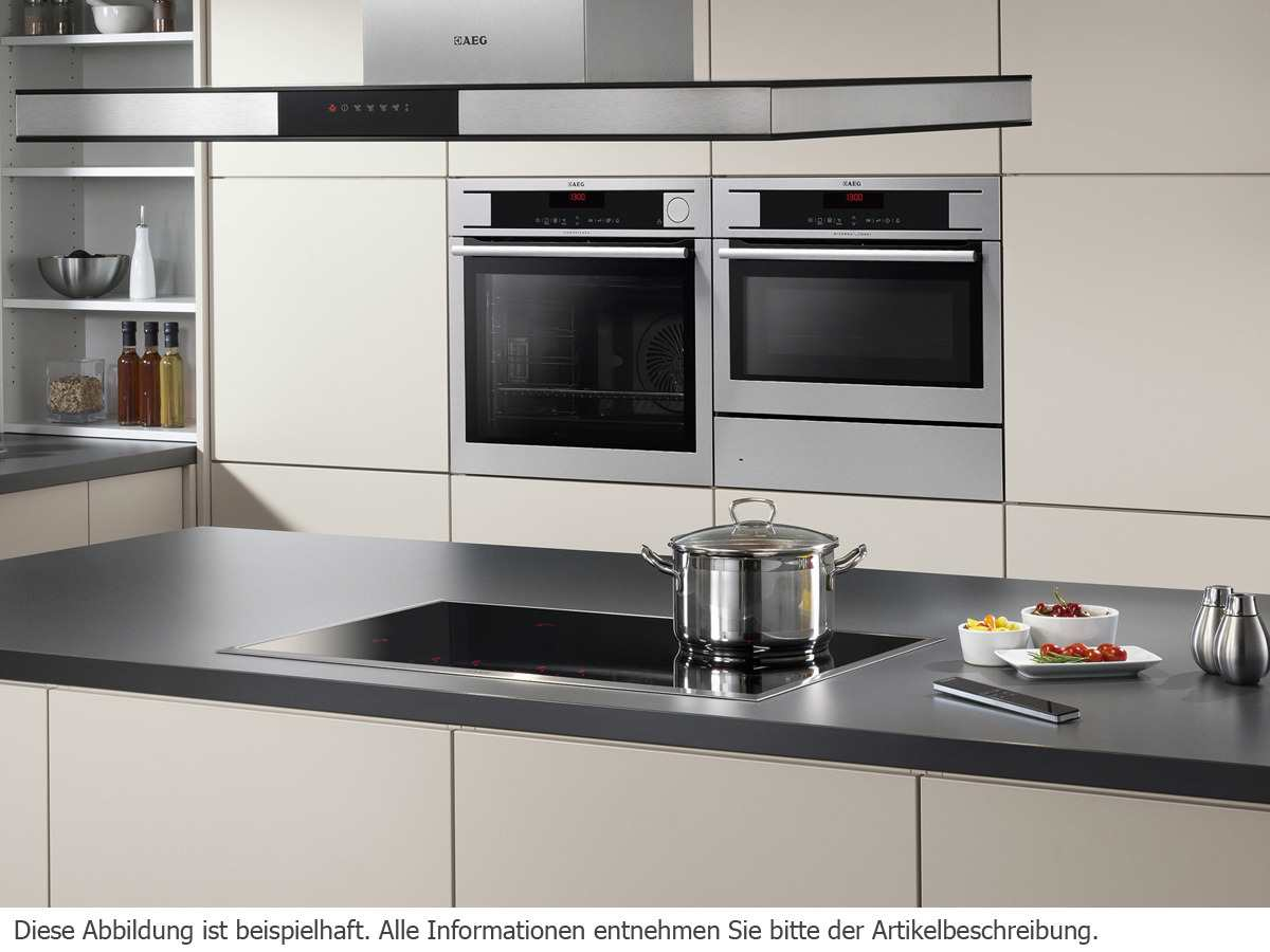 aeg einbau backofen herd set dampfbackofen induktion kochfeld einbau auszug ebay. Black Bedroom Furniture Sets. Home Design Ideas
