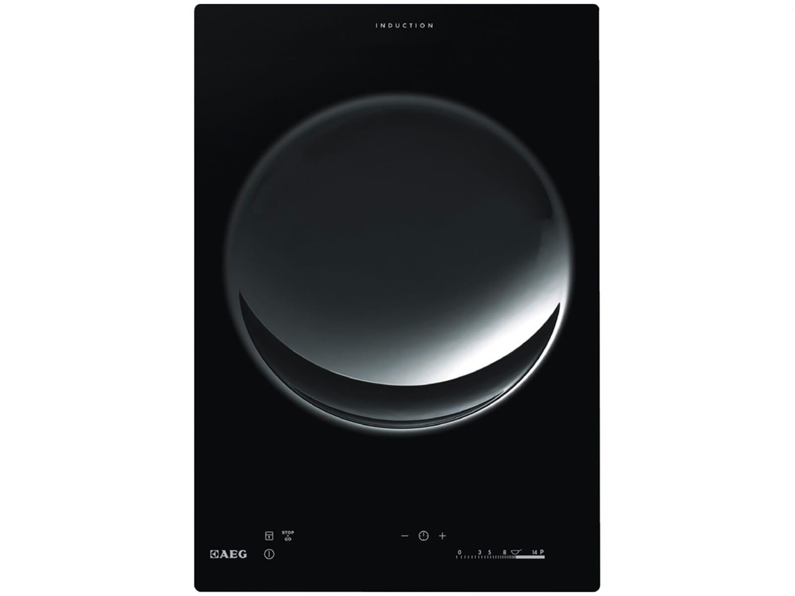 aeg hc451501eb domino induktion glaskeramik kochfeld autark wok kochmulde 36cm ebay. Black Bedroom Furniture Sets. Home Design Ideas