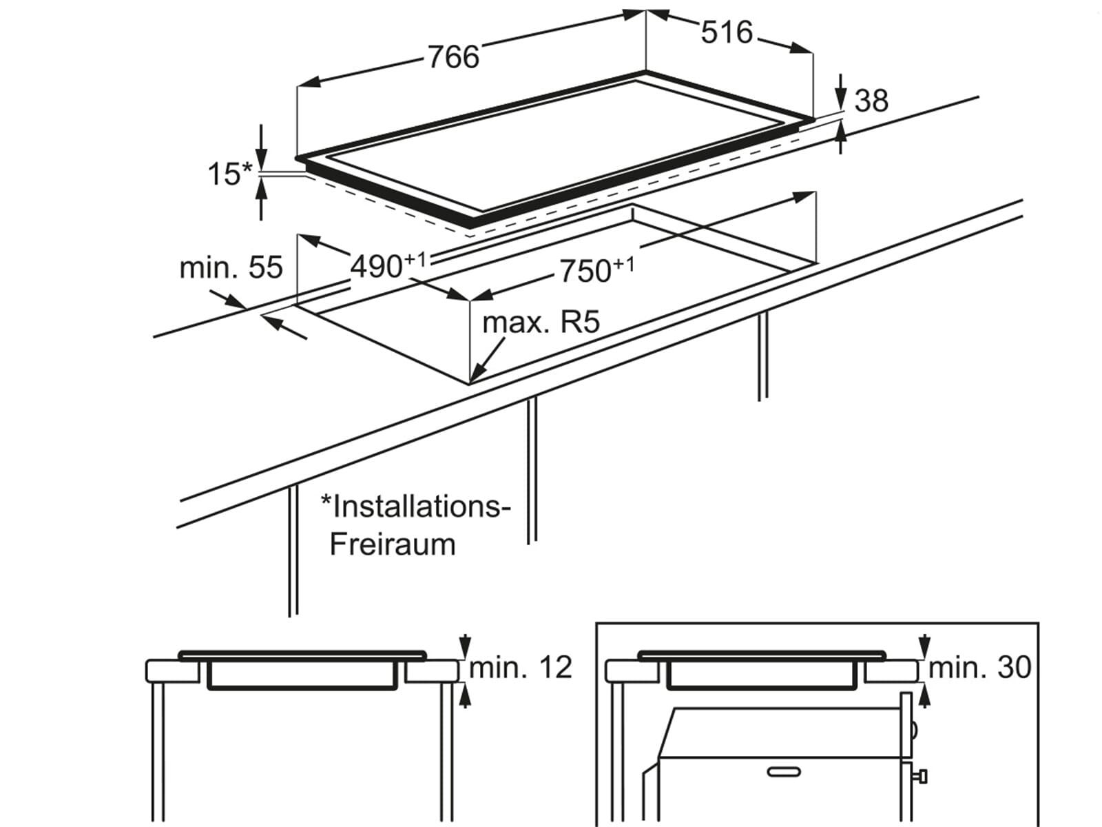 aeg bp31083 set pyrolyse backofen bp3003001m glaskeramik kochfeld hk854080x b f r 998 90 eur. Black Bedroom Furniture Sets. Home Design Ideas