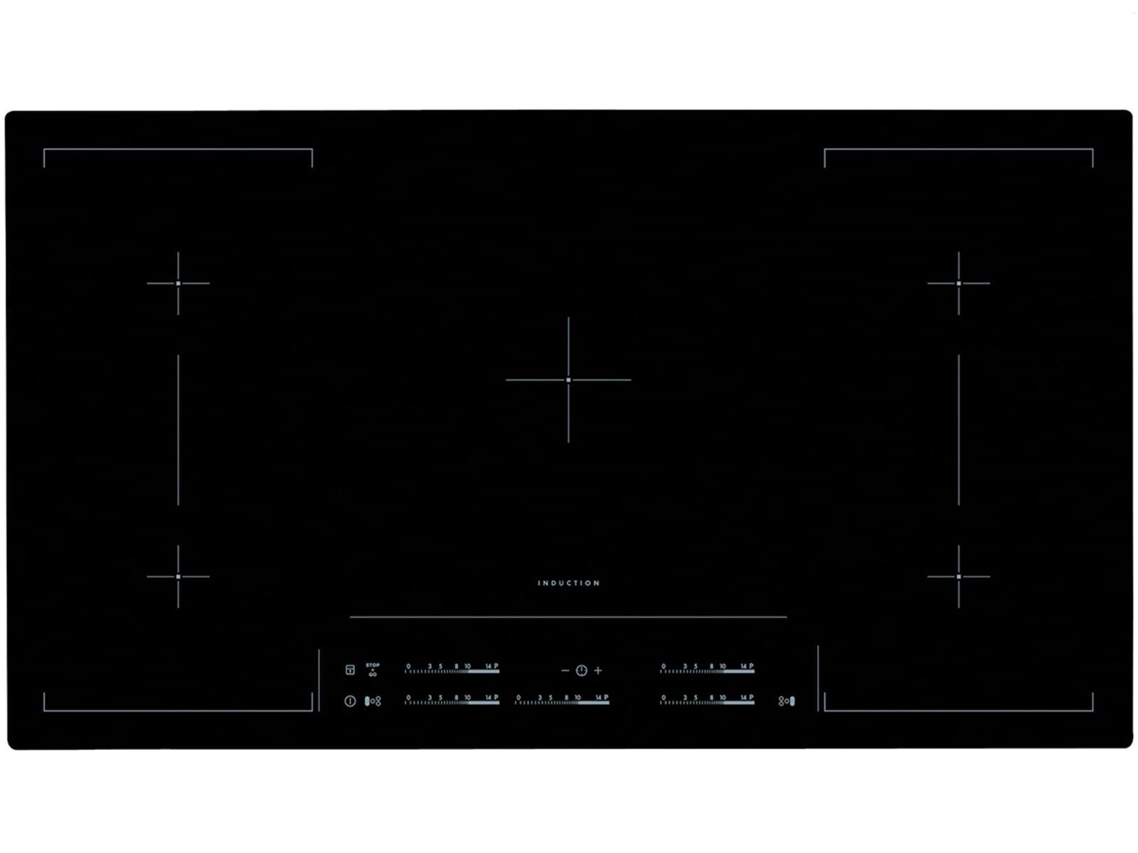 aeg hk955423i b induktion glaskeramik kochfeld autark kochzone rahmenlos 90cm ebay. Black Bedroom Furniture Sets. Home Design Ideas