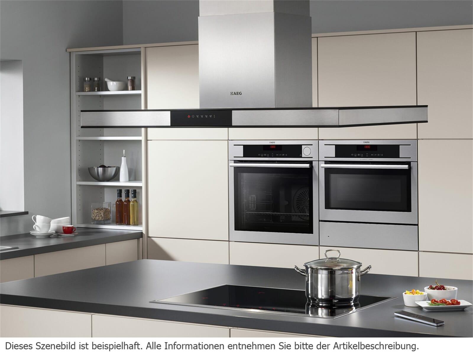 aeg x91484mi1 insel dunstabzugshaube edelstahl f r 678 90 eur. Black Bedroom Furniture Sets. Home Design Ideas