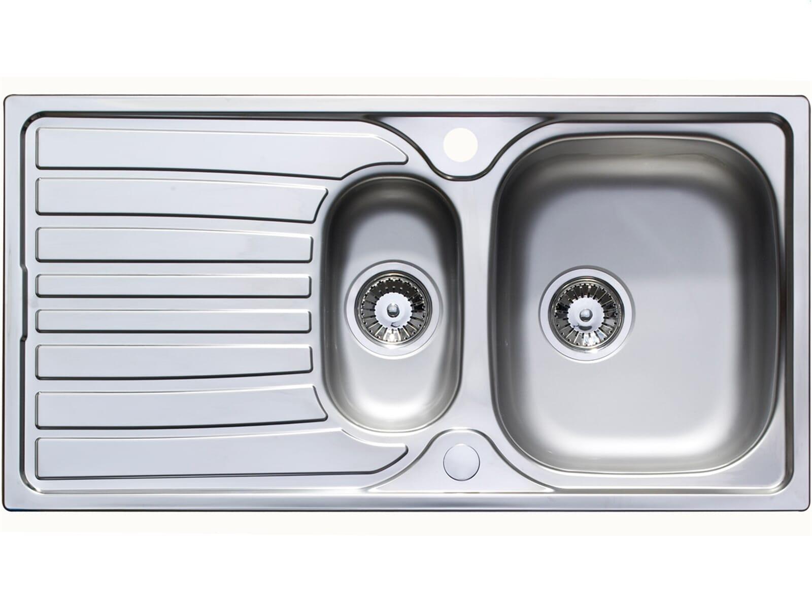 astracast cadeo 1 5 edelstahl sp le f r 98 90 eur. Black Bedroom Furniture Sets. Home Design Ideas