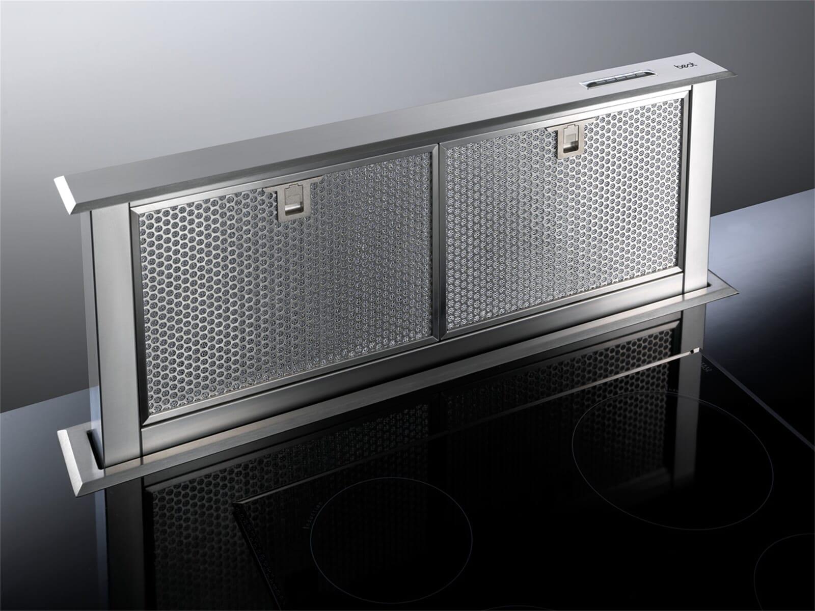 best movie 90cm tisch dunstabzugshaube edelstahl. Black Bedroom Furniture Sets. Home Design Ideas
