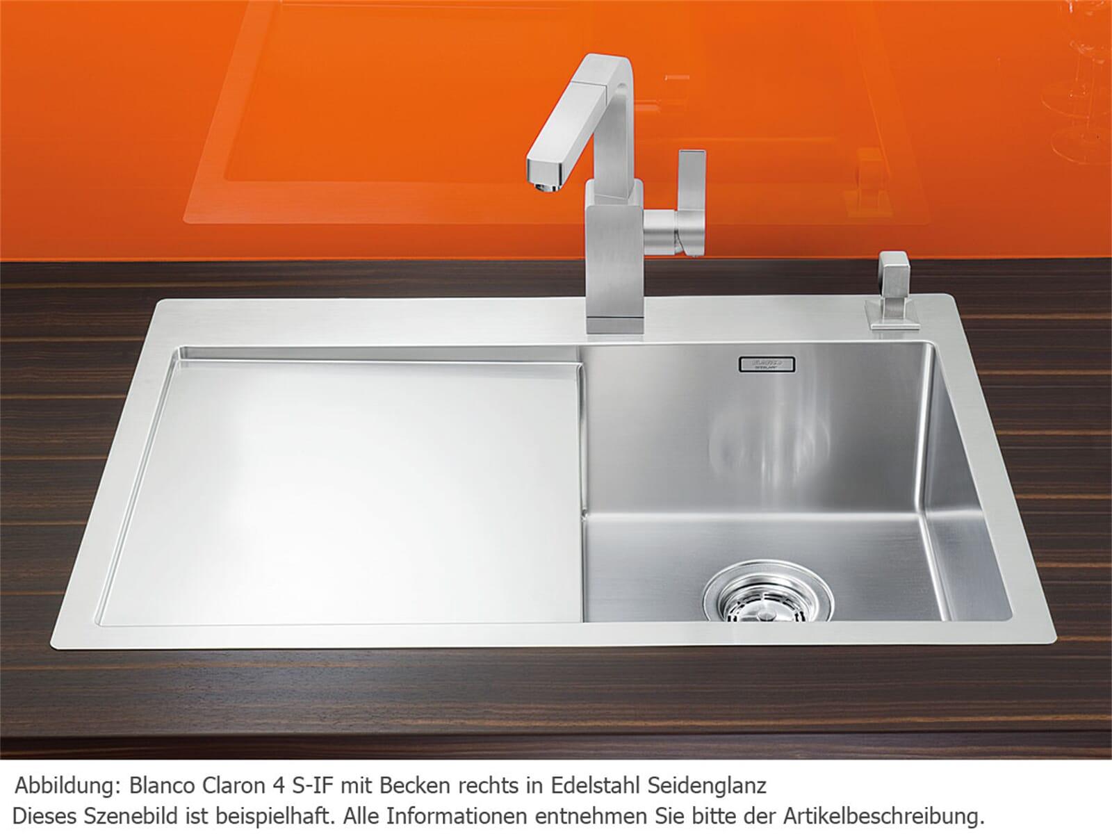 k chensp le blanco blancoclaron 4 s if auflagesp le ebay. Black Bedroom Furniture Sets. Home Design Ideas