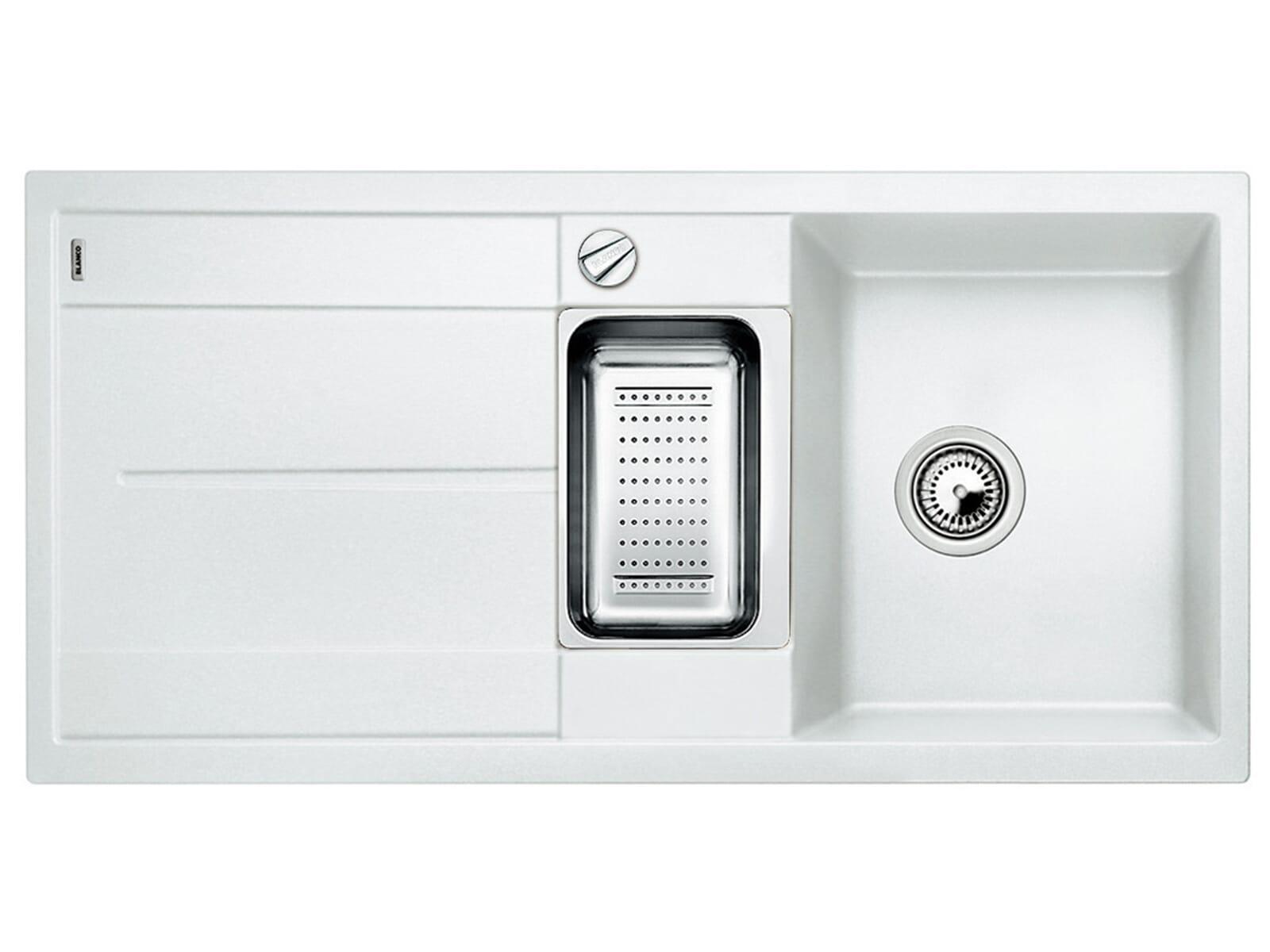blanco metra 6 s wei granit sp le f r 298 90 eur. Black Bedroom Furniture Sets. Home Design Ideas