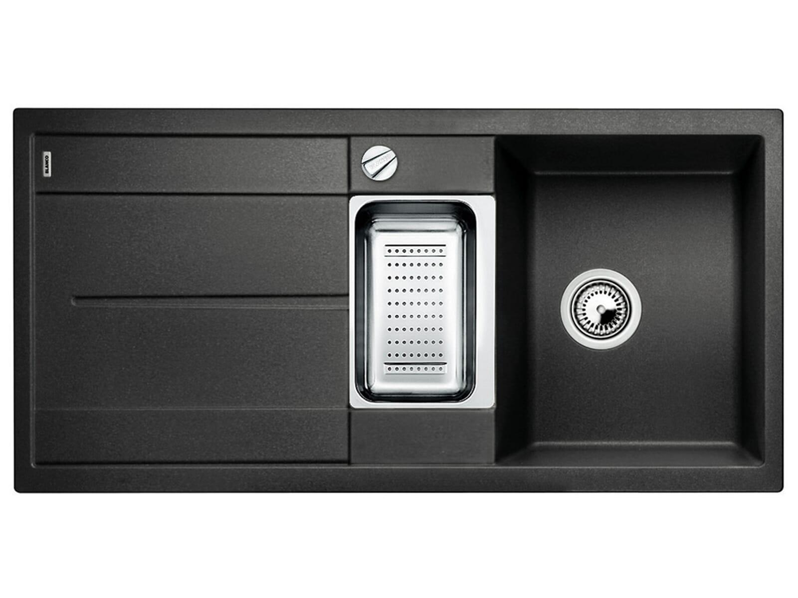 blanco metra 6 s anthrazit granit sp le f r 298 90 eur. Black Bedroom Furniture Sets. Home Design Ideas