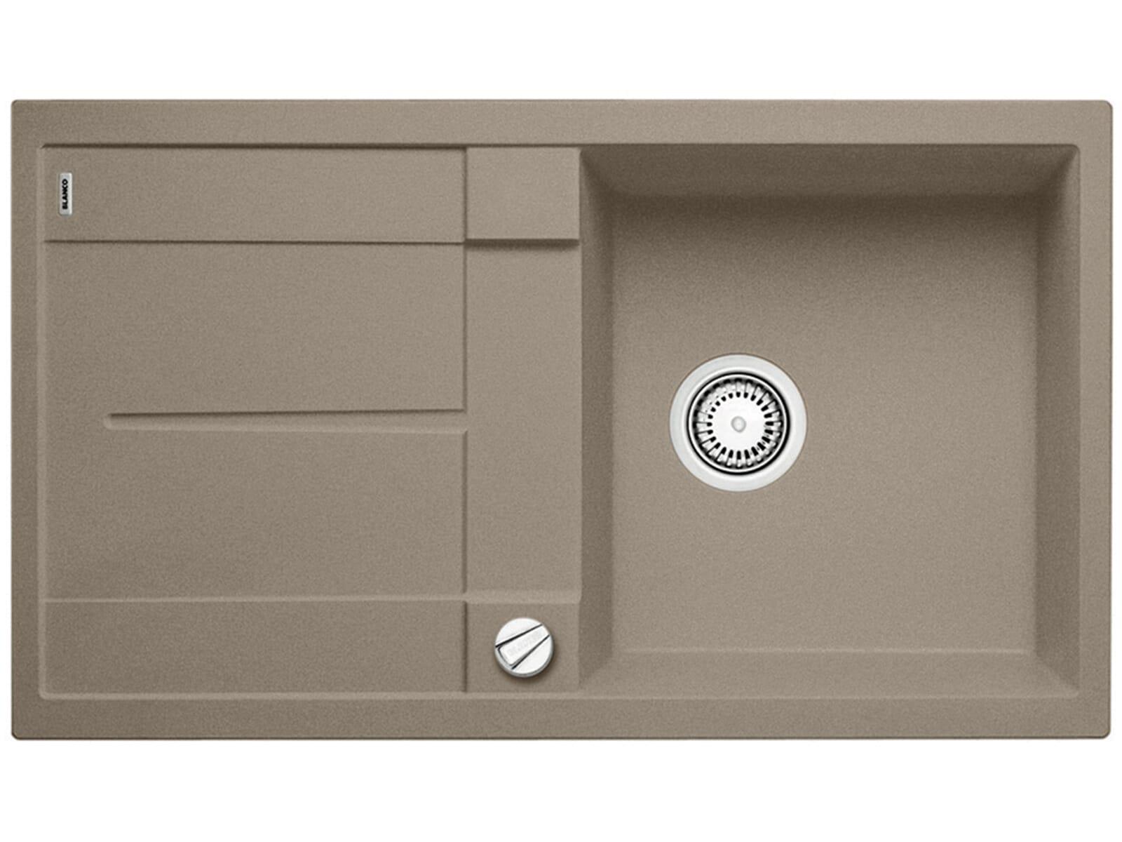 blanco metra 5 s tartufo granit sp le f r 254 90 eur. Black Bedroom Furniture Sets. Home Design Ideas