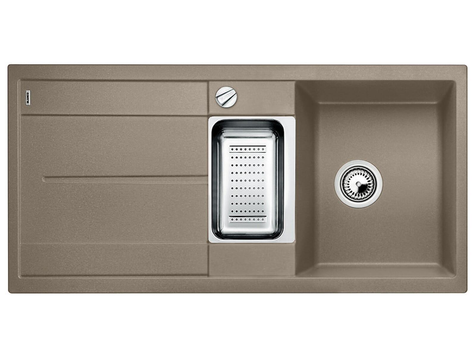 blanco metra 6 s tartufo granit sp le f r 298 90 eur. Black Bedroom Furniture Sets. Home Design Ideas
