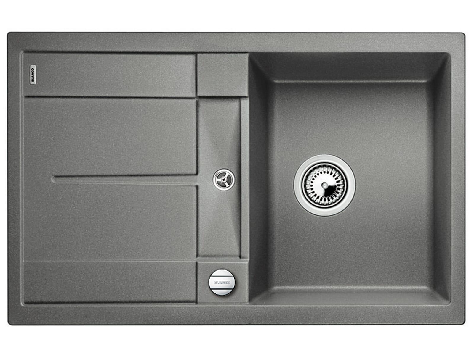 blanco metra 45 s f alumetallic granit sp le f r 254 90 eur. Black Bedroom Furniture Sets. Home Design Ideas