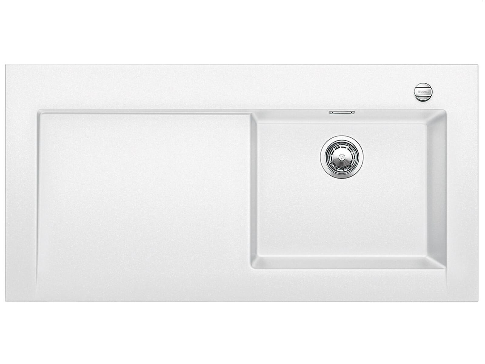 blanco modex m 60 wei granit sp le einbau auflage modul 60er us ebay. Black Bedroom Furniture Sets. Home Design Ideas