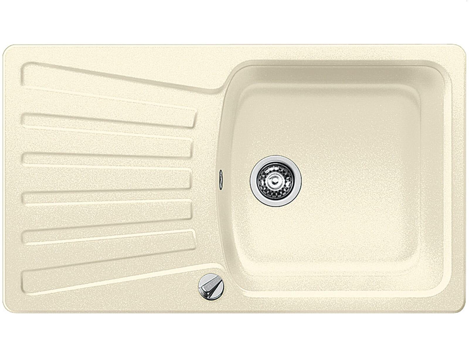 blanco nova 5 s jasmin granit sp le beige einbau auflage 50er us ebay. Black Bedroom Furniture Sets. Home Design Ideas