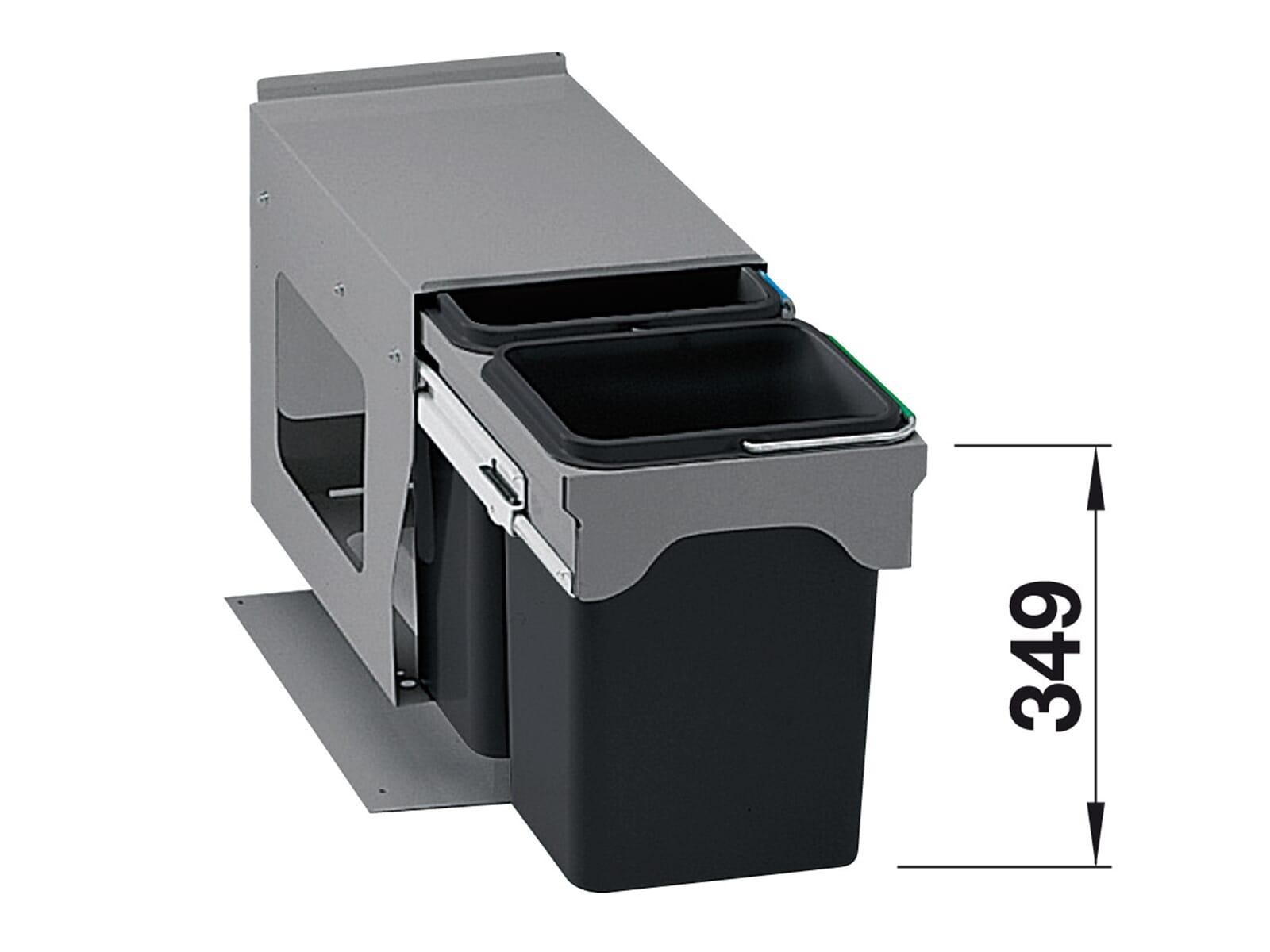 küche abfallsystem - 54 images - ergo master arbeitsplatten ...