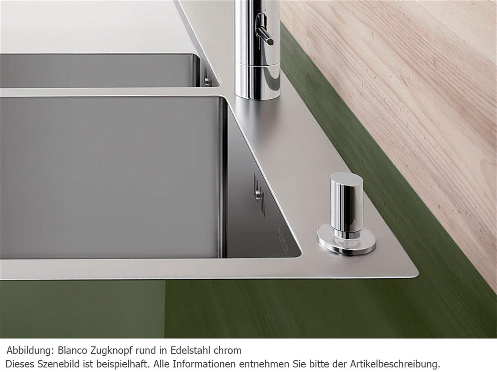 blanco nachr st set rund edelstahl exzenterbet tigung excenter zubeh r sp le ebay. Black Bedroom Furniture Sets. Home Design Ideas