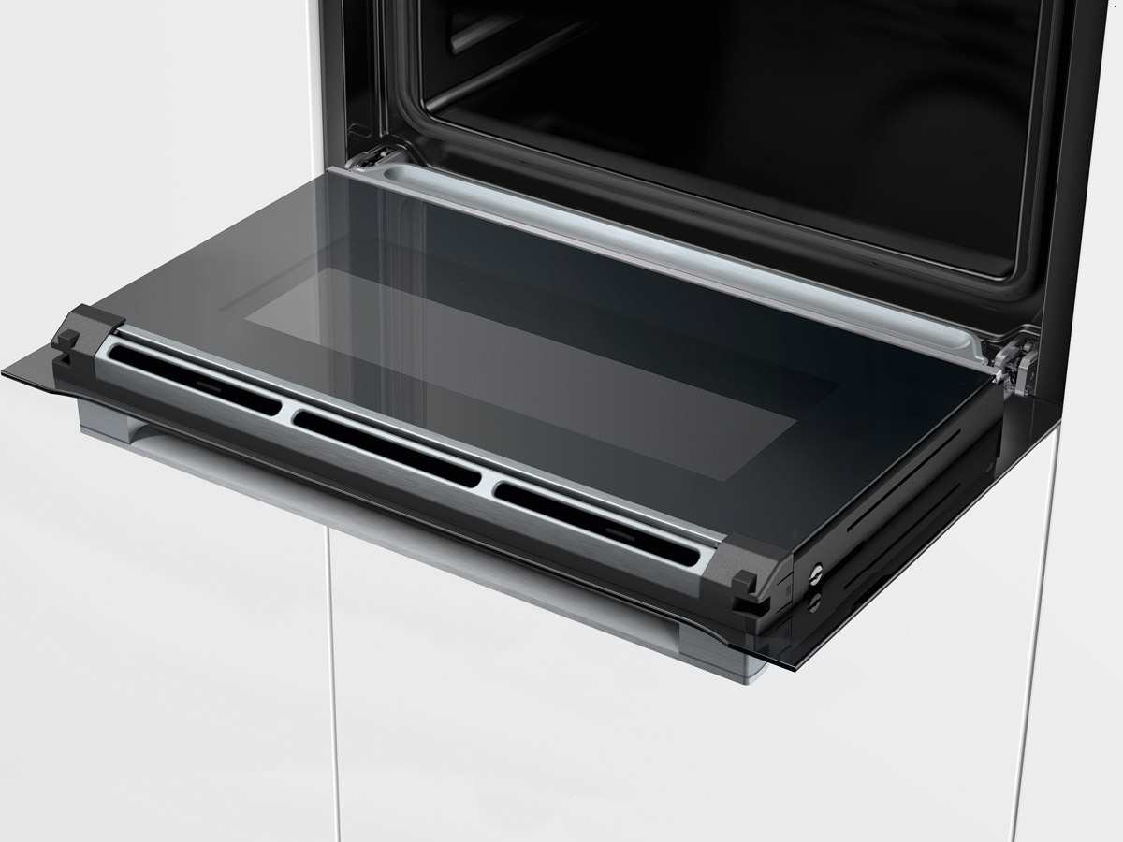 bosch csg636bs2 kompakt dampfgar backofen edelstahl dampfpofen einbau dampf ofen. Black Bedroom Furniture Sets. Home Design Ideas