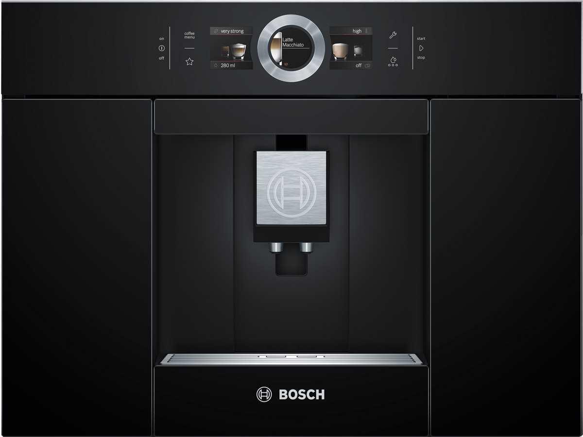 bosch kaffeevollautomat einbau bosch einbau kaffeevollautomat ctl636eb1 integrierter. Black Bedroom Furniture Sets. Home Design Ideas