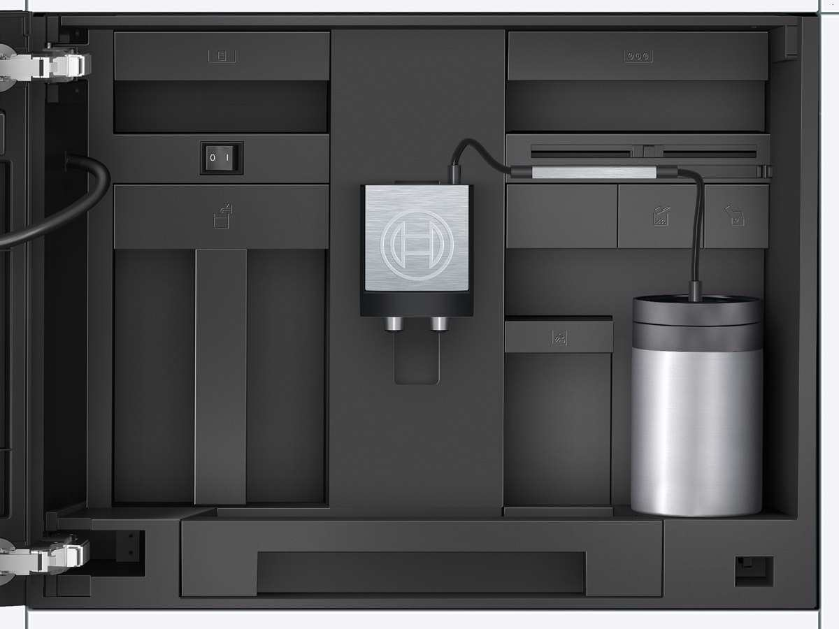 bosch ctl636es1 einbau kaffeevollautomat edelstahl kaffee. Black Bedroom Furniture Sets. Home Design Ideas