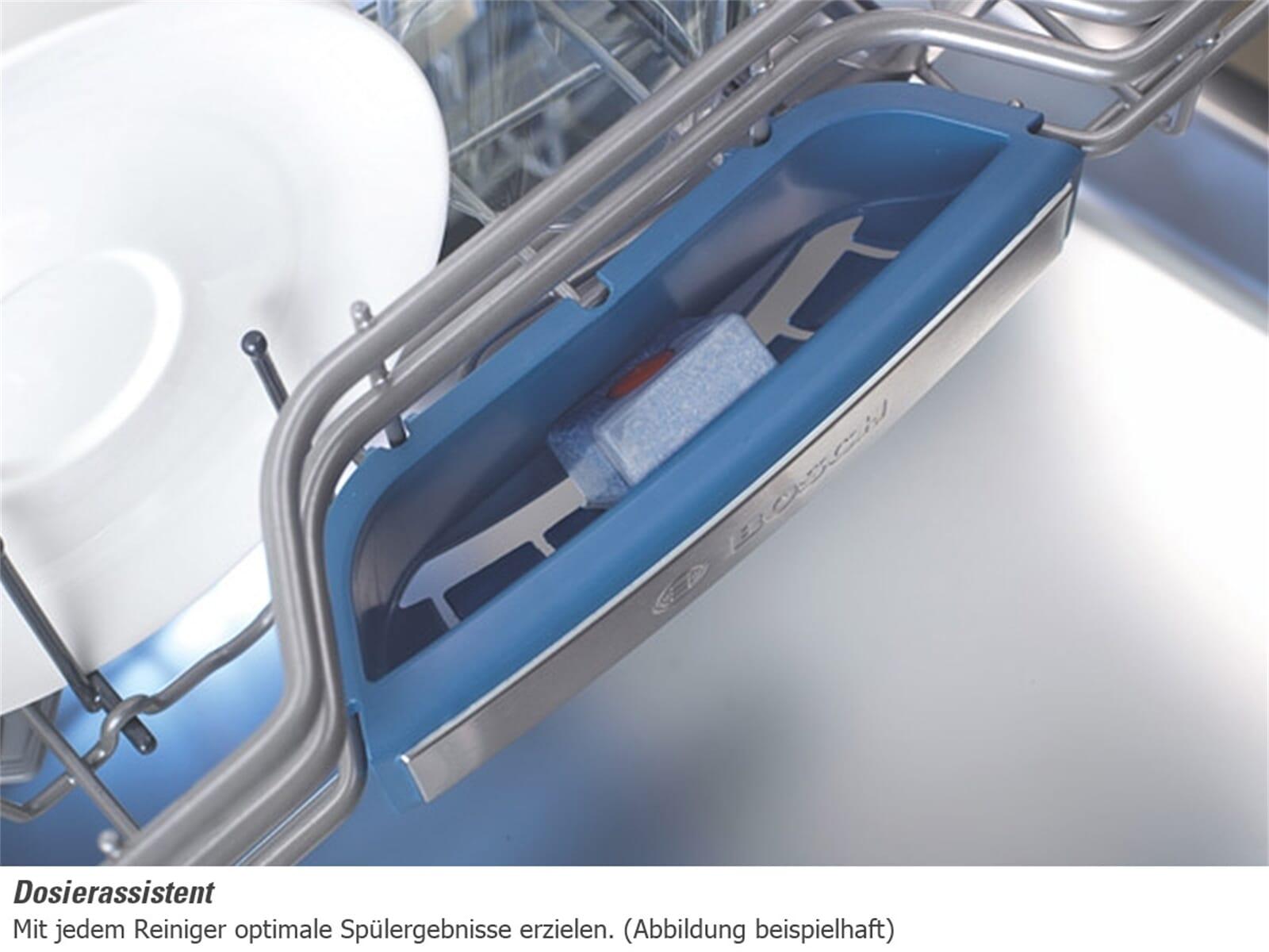Bosch SMI69M85EU Teilintegrierbarer Einbau Geschirrspüler Bild:1