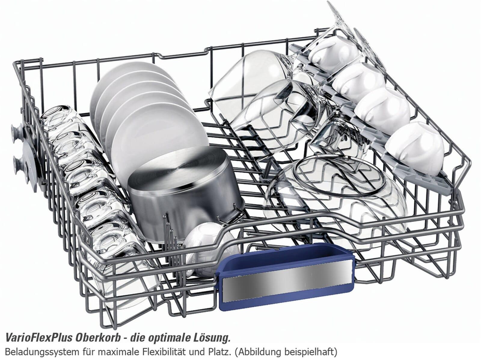 Bosch SMI69M85EU Teilintegrierbarer Einbau Geschirrspüler Bild:2