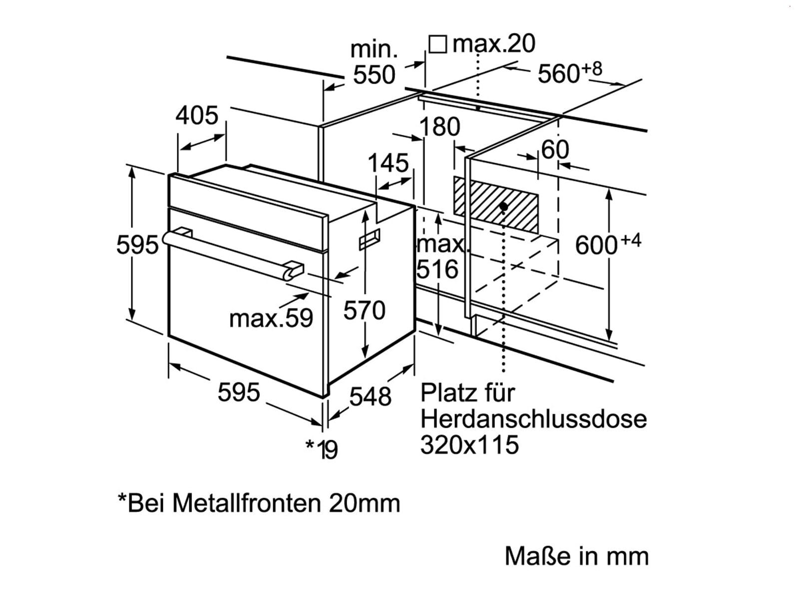 bosch hnd72ps50 set pyrolyse einbauherd heg73u150 glaskeramik kochfeld nkn645g ebay. Black Bedroom Furniture Sets. Home Design Ideas