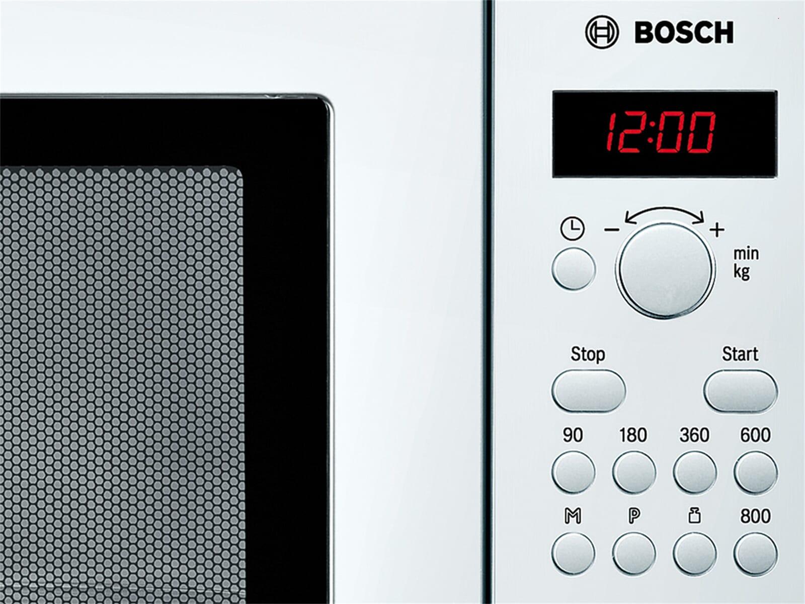 bosch hmt75m521 einbau mikrowelle wei f r 308 90 eur. Black Bedroom Furniture Sets. Home Design Ideas