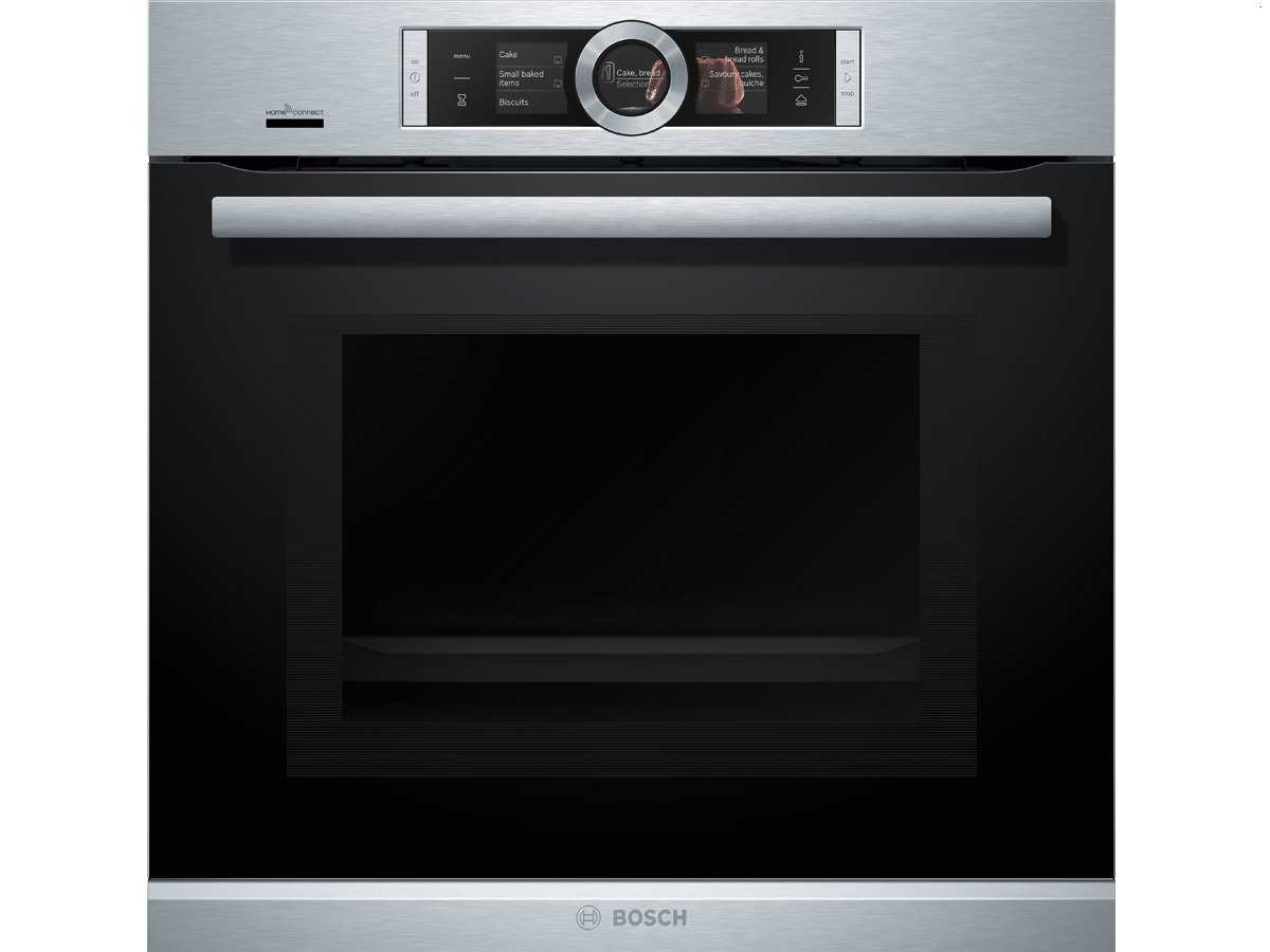 Bosch hng6764s6 pyrolyse backofen mit mikrowelle edelstahl for Backofen mit mikrowelle und pyrolyse