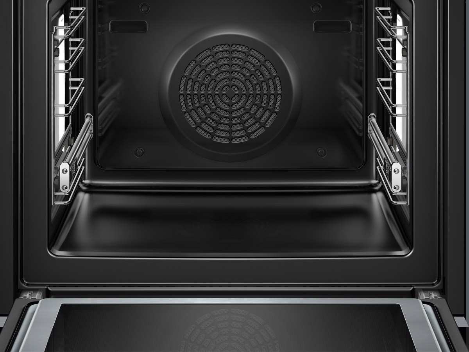 bosch hng6764s6 pyrolyse backofen mit mikrowelle edelstahl ebay. Black Bedroom Furniture Sets. Home Design Ideas
