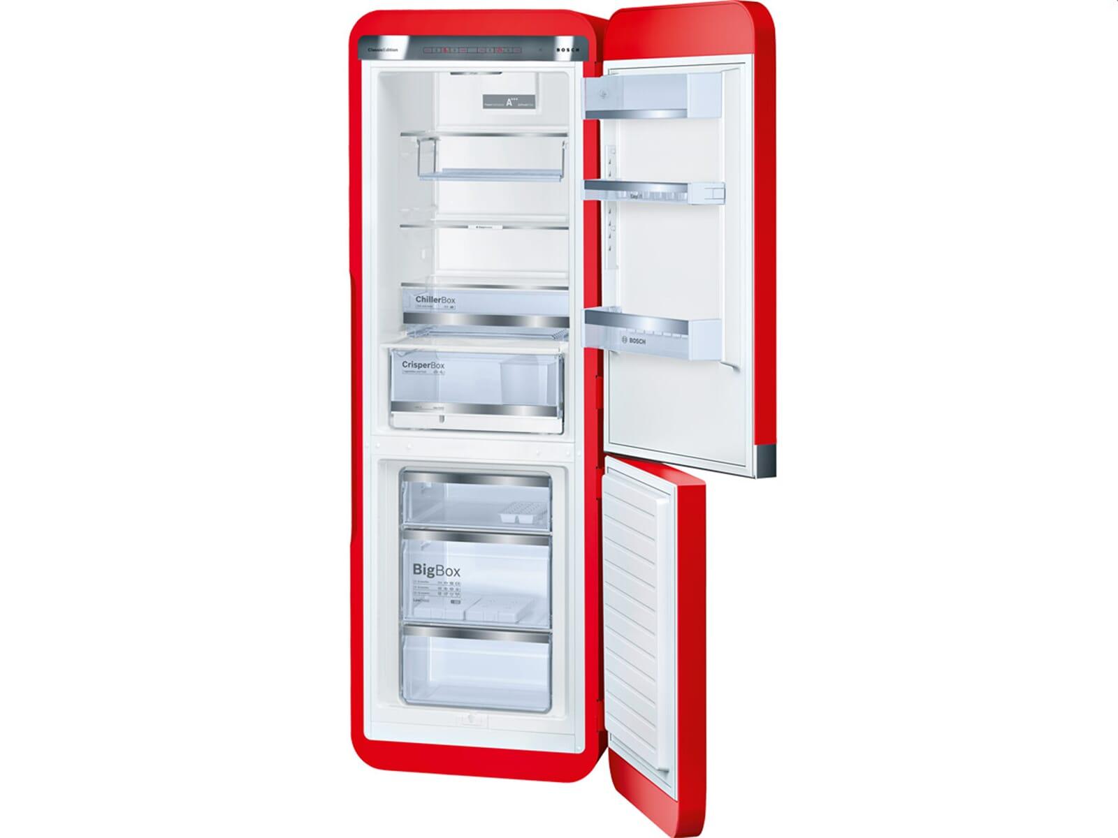 Bosch kuhlschrank retro retro bosch mase k hlschrank for Amerikanischer kühlschrank