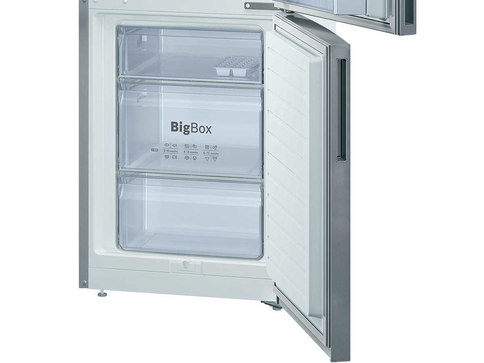 bosch kgv33vl30 stand k hl gefrier kombi k hlger t gefrierteil led kombiger t ebay. Black Bedroom Furniture Sets. Home Design Ideas