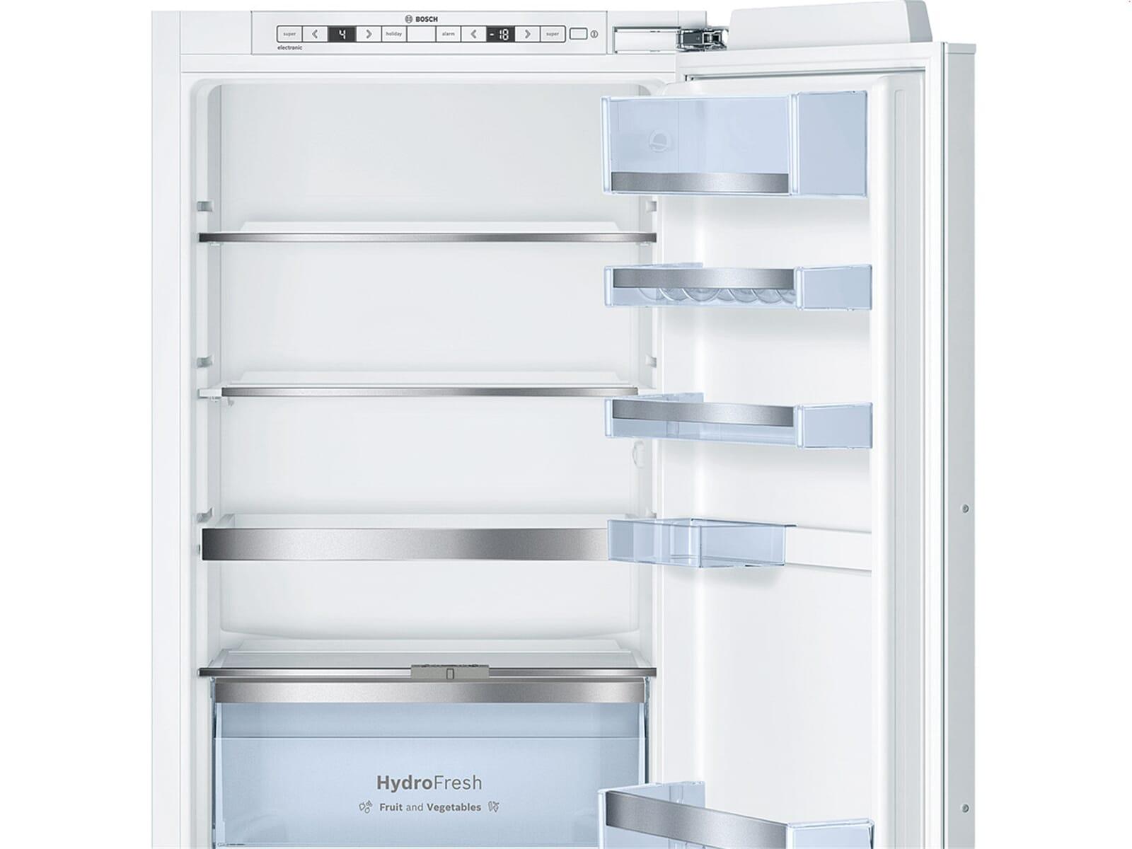 Bosch KIS77AF30 Einbau Kühl Kombination A FROST Teil 158