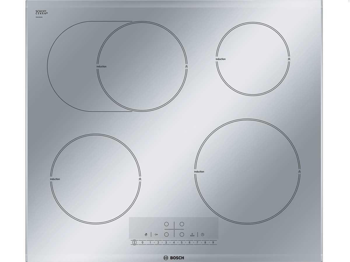 bosch pib679f17e induktion kochfeld autark 60 cm kochstelle induction einbau ebay. Black Bedroom Furniture Sets. Home Design Ideas