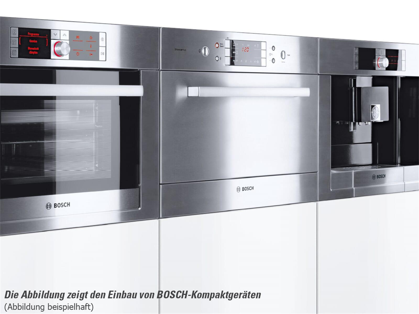 Bosch SKE52M55EU Einbau Modular Geschirrspüler Edelstahl