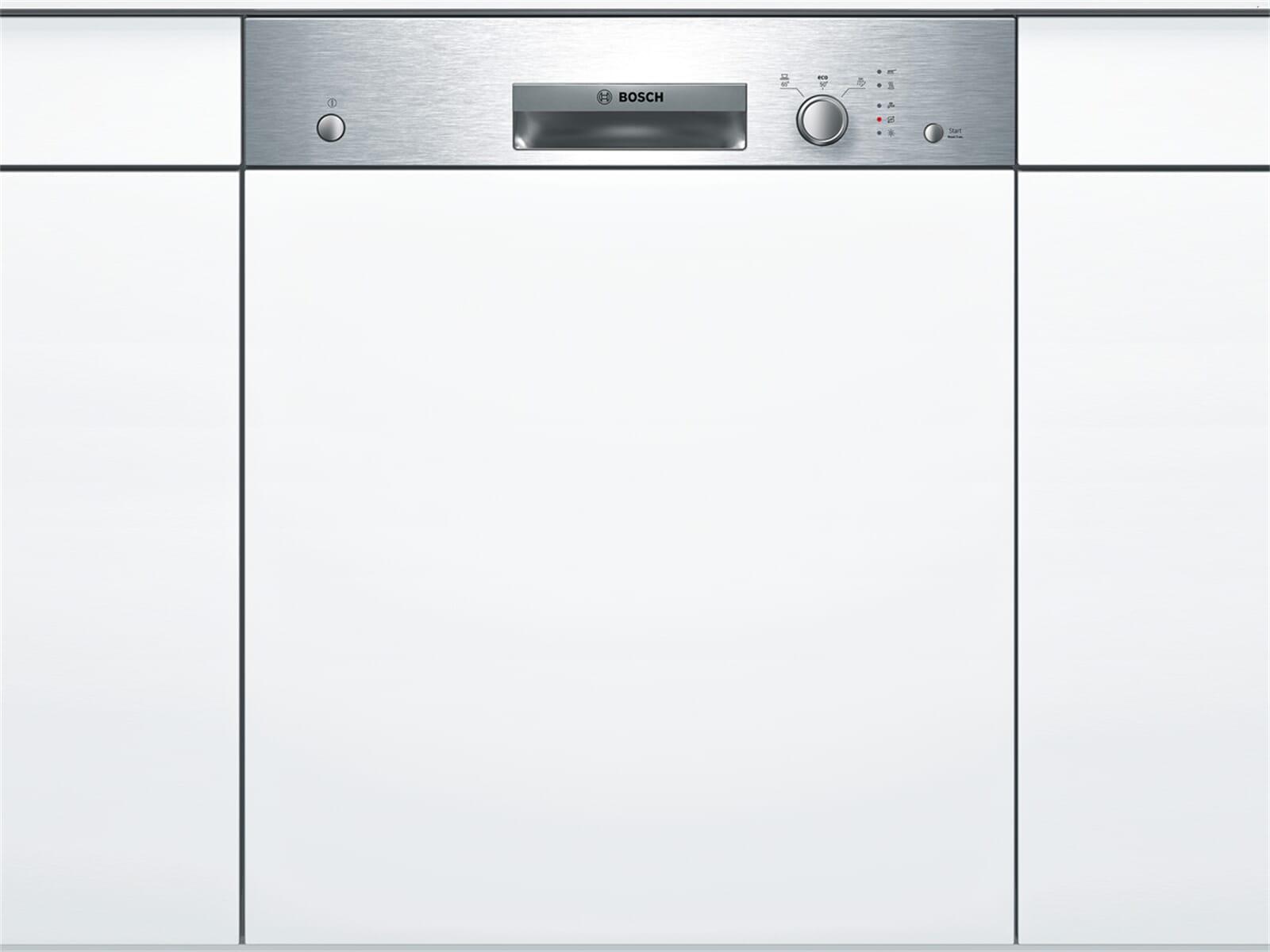 Bosch smi30d05eu einbau spulmaschine teilintegriert 60 cm for Geschirrspüler teilintegriert 60 cm
