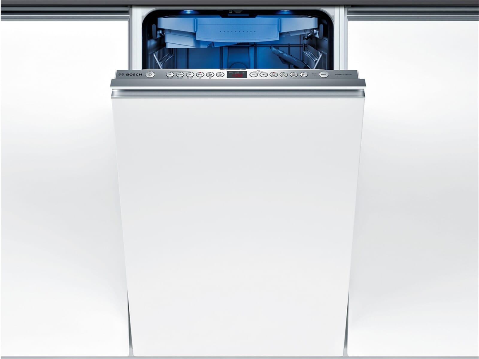 bosch spv69t50eu vollintegriert 45 cm einbau geschirrsp ler sp lmaschine sp ler ebay. Black Bedroom Furniture Sets. Home Design Ideas