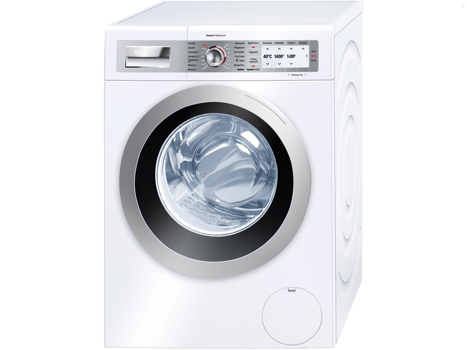 bosch way28742 stand wasch automat frontlader a 8 kg w sche waschmaschine ebay. Black Bedroom Furniture Sets. Home Design Ideas