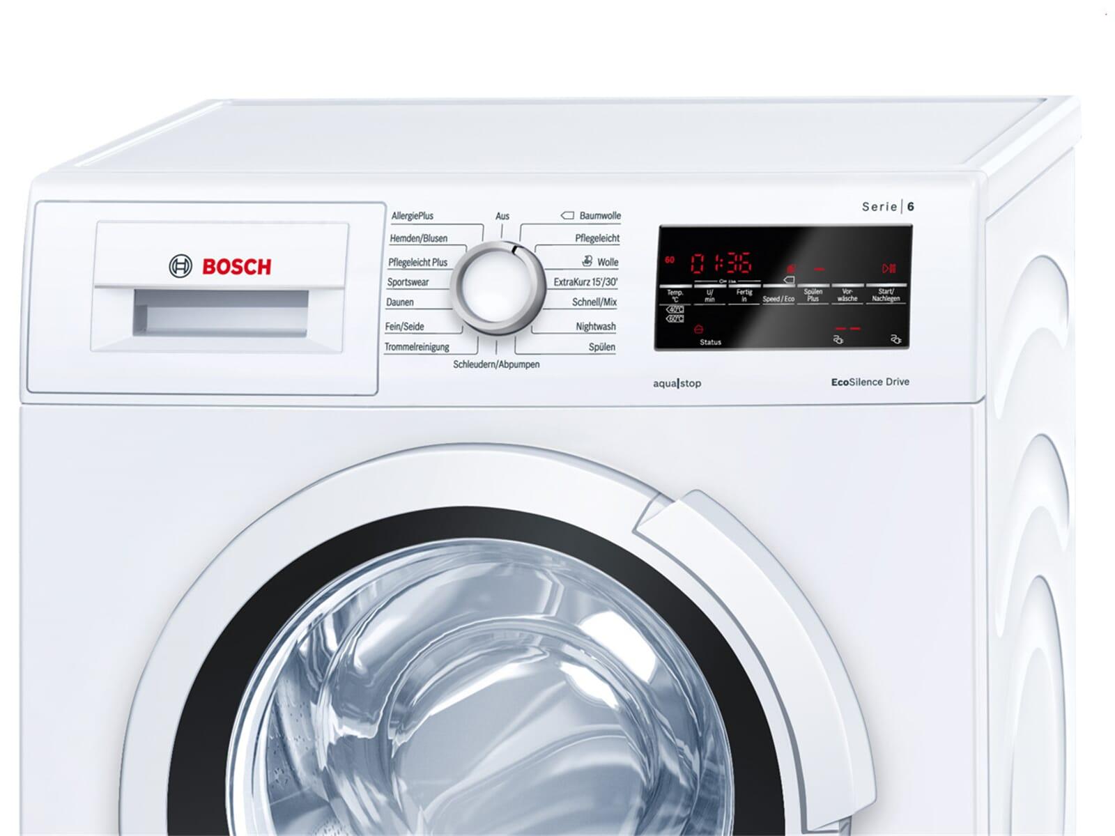 bosch wlt24440 waschmaschine wei ebay. Black Bedroom Furniture Sets. Home Design Ideas