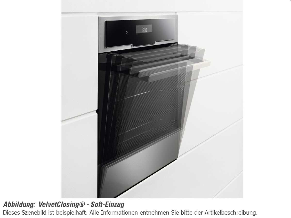 aeg electrolux eob5751axx backofen edelstahl a 30 inklusive teleskopauszug ebay. Black Bedroom Furniture Sets. Home Design Ideas
