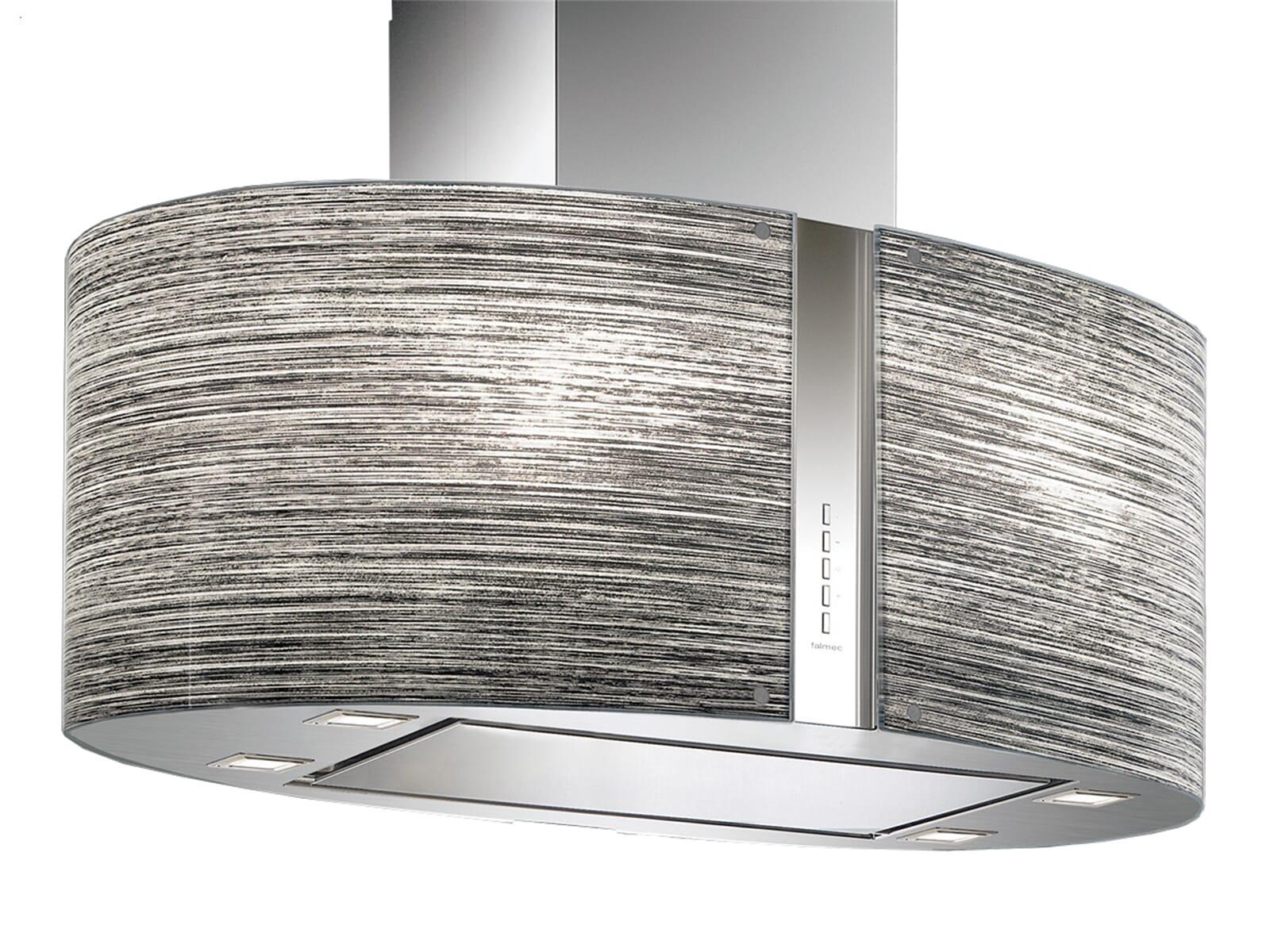 falmec mirabilia elektra insel dunstabzugshaube edelstahl f r 2060 10 eur. Black Bedroom Furniture Sets. Home Design Ideas