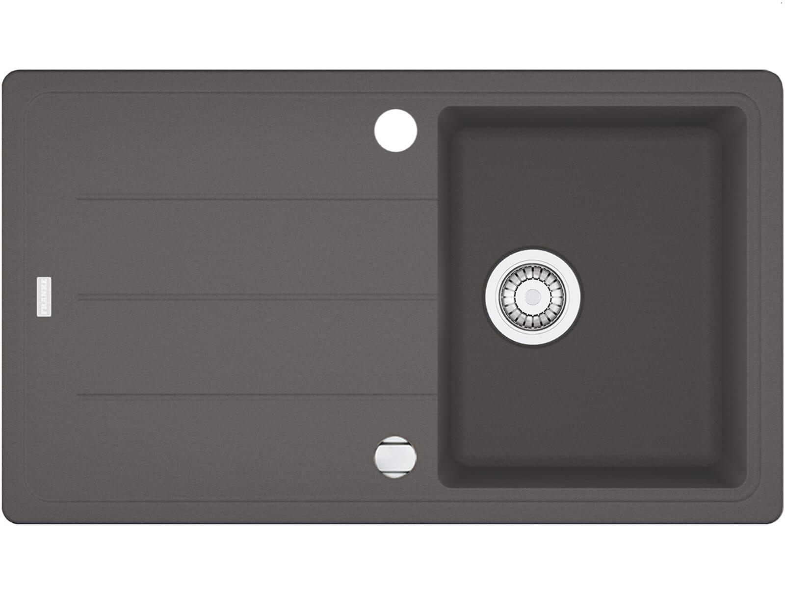 franke basis bfg 611 86 umbra granit sp le f r 158 90 eur. Black Bedroom Furniture Sets. Home Design Ideas