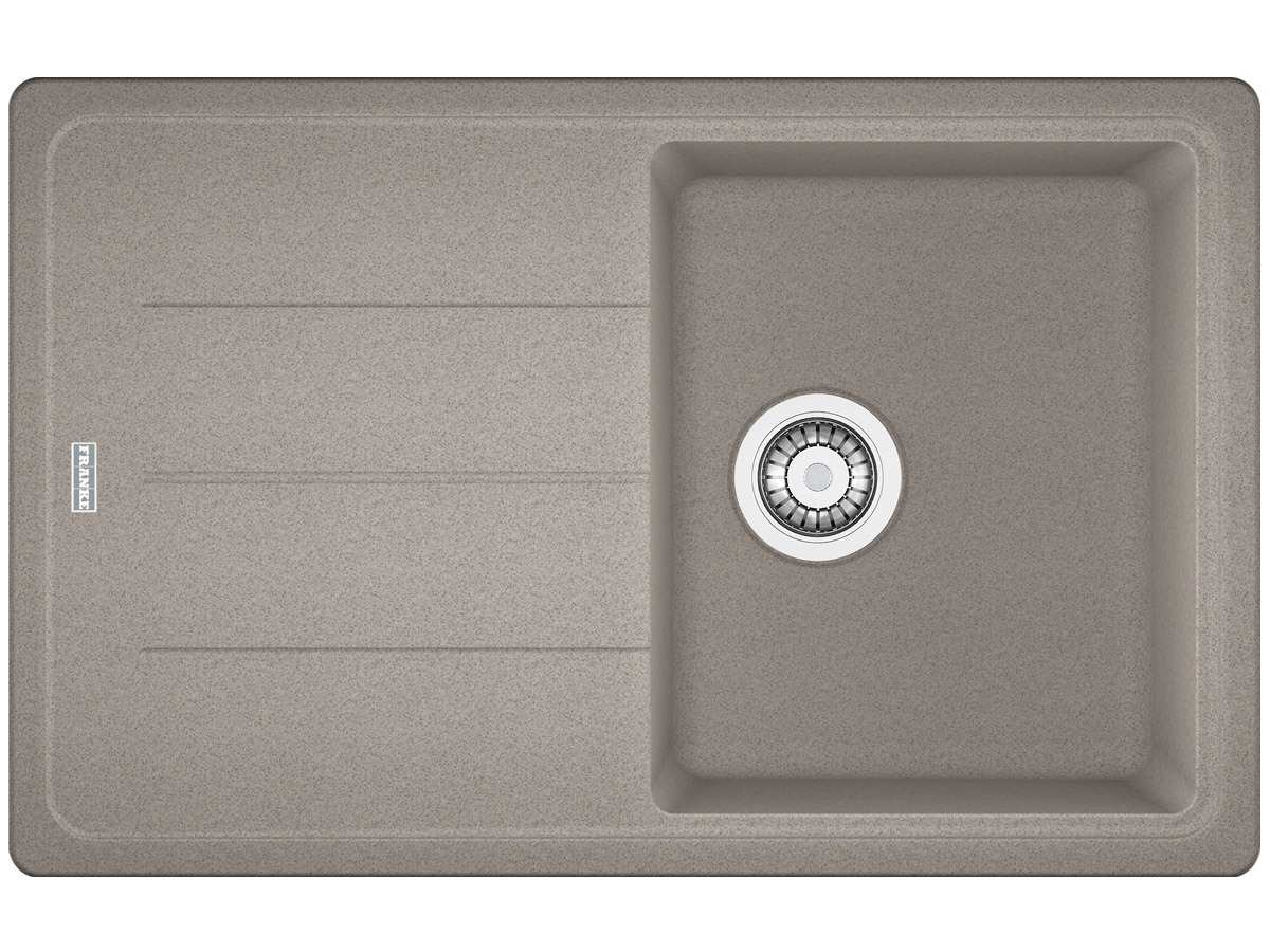 franke basis bfg 611 cashmere granit sp le f r 139 90 eur. Black Bedroom Furniture Sets. Home Design Ideas