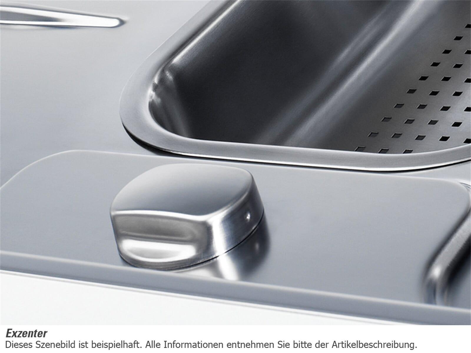 Franke SSX 651 Edelstahl-Spüle glatt Einbau Auflagespüle ... | {Spülbecken edelstahl franke 41}