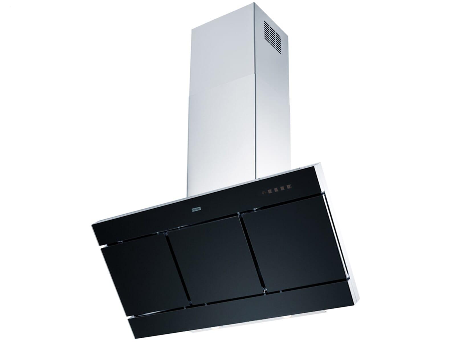 franke mythos glass fmyg 915 bk xs kopffrei wand dunstabzugshaube schwarz 90cm ebay. Black Bedroom Furniture Sets. Home Design Ideas