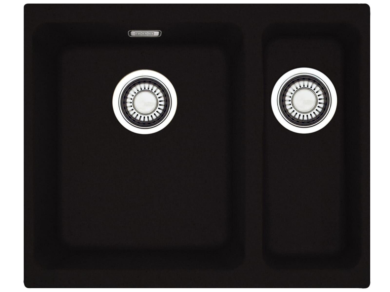 franke kubus kbg 160 onyx granit sp le f r 288 90 eur. Black Bedroom Furniture Sets. Home Design Ideas