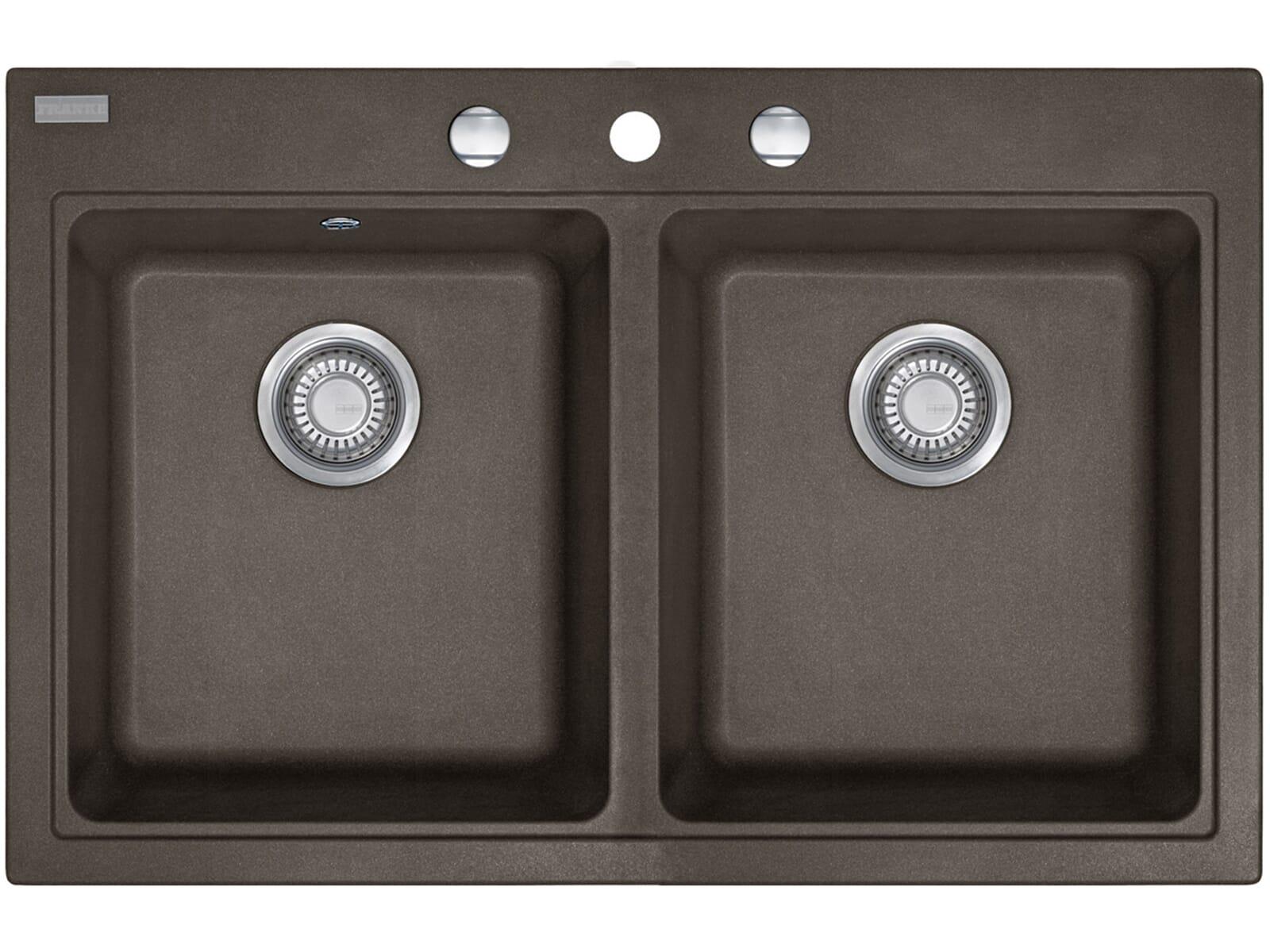 franke maris mrg 620 umbra granit sp le f r 294 90 eur. Black Bedroom Furniture Sets. Home Design Ideas
