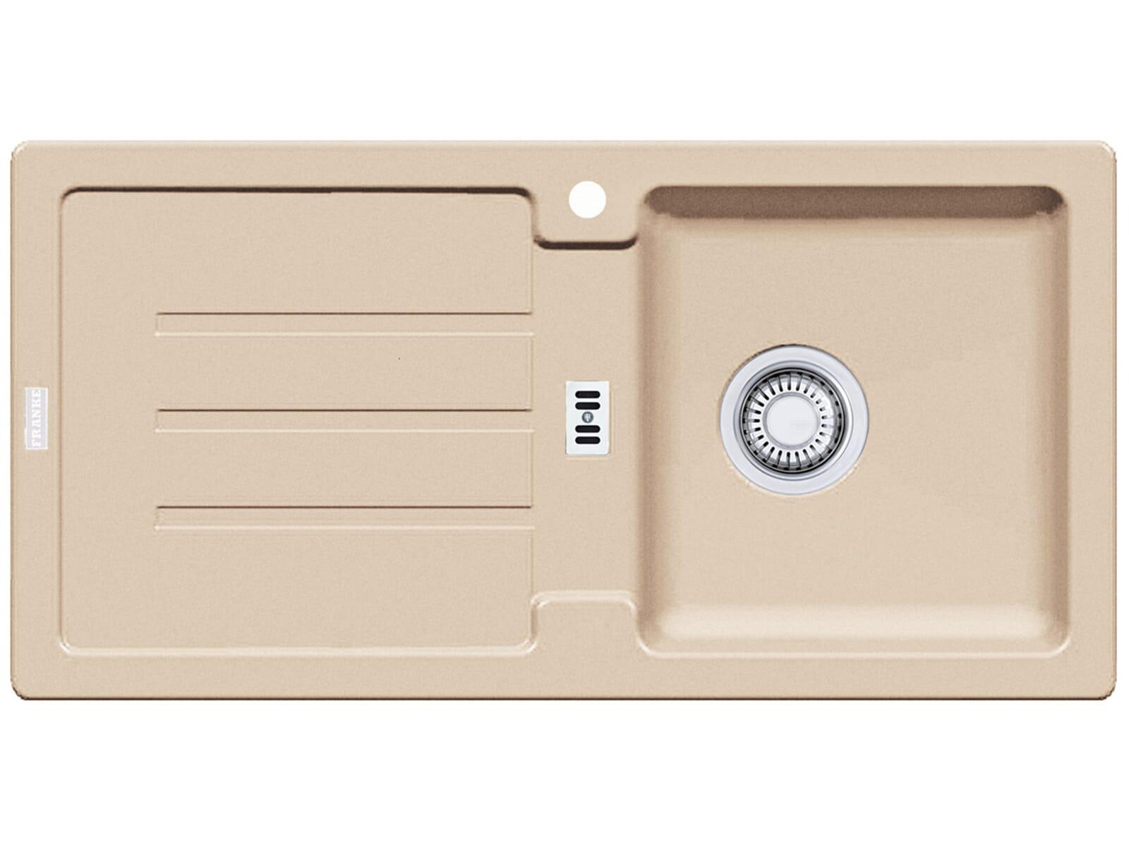 franke strata stg 614 beige granit sp le f r 109 90 eur. Black Bedroom Furniture Sets. Home Design Ideas