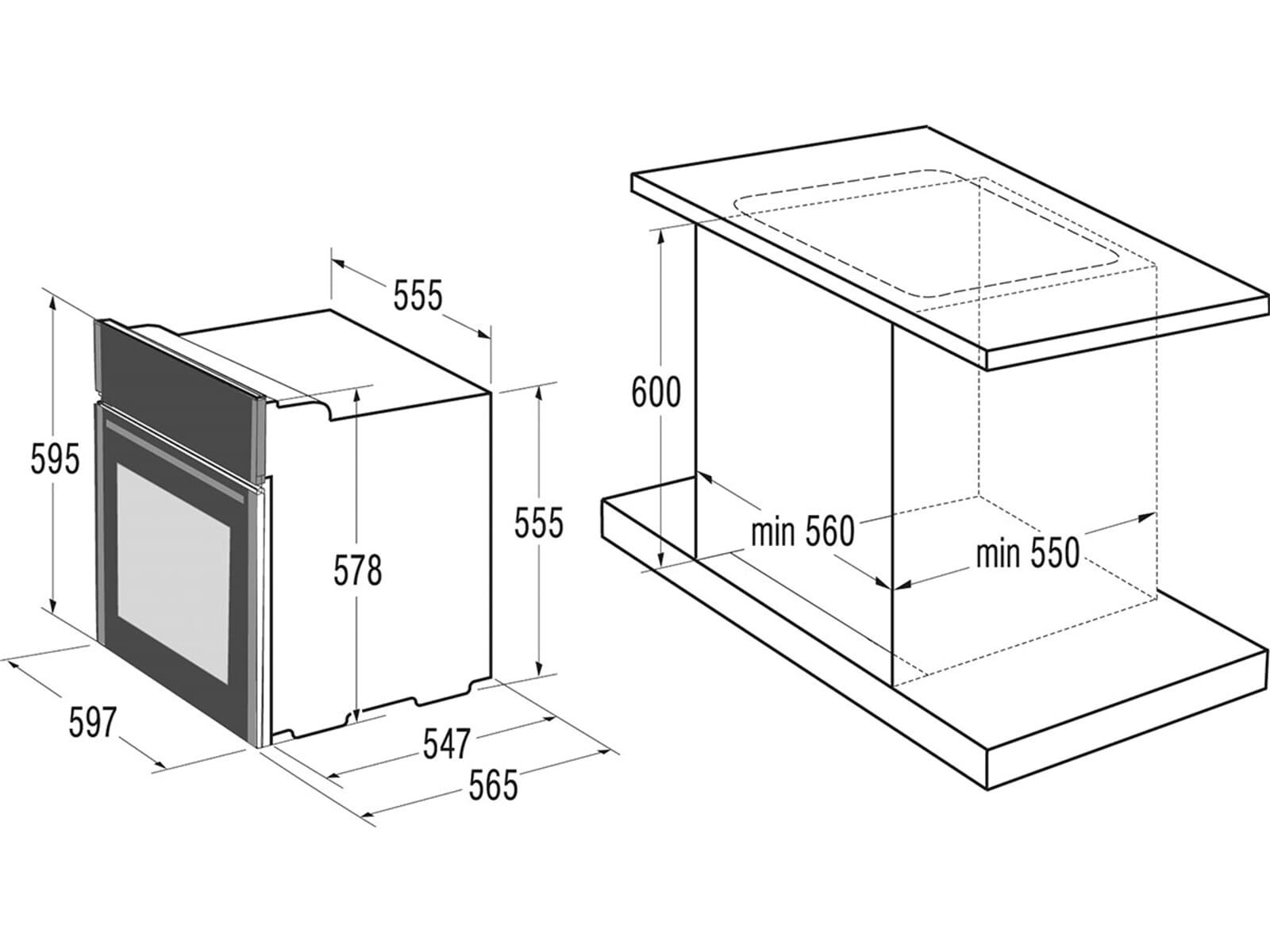 gorenje set herd bci 635 e19x 2 induktion glaskeramik kochfeld id 634 x ebay. Black Bedroom Furniture Sets. Home Design Ideas