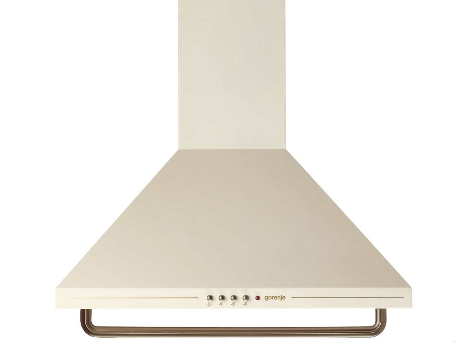 gorenje dk 63 cli classico wand dunstabzugshaube elfenbein ebay. Black Bedroom Furniture Sets. Home Design Ideas