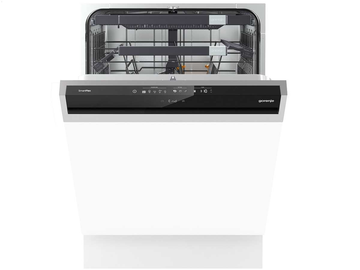 gorenje gi 68260 teilintegrierbarer einbau geschirrsp ler sp lmaschine 60 cm ebay. Black Bedroom Furniture Sets. Home Design Ideas
