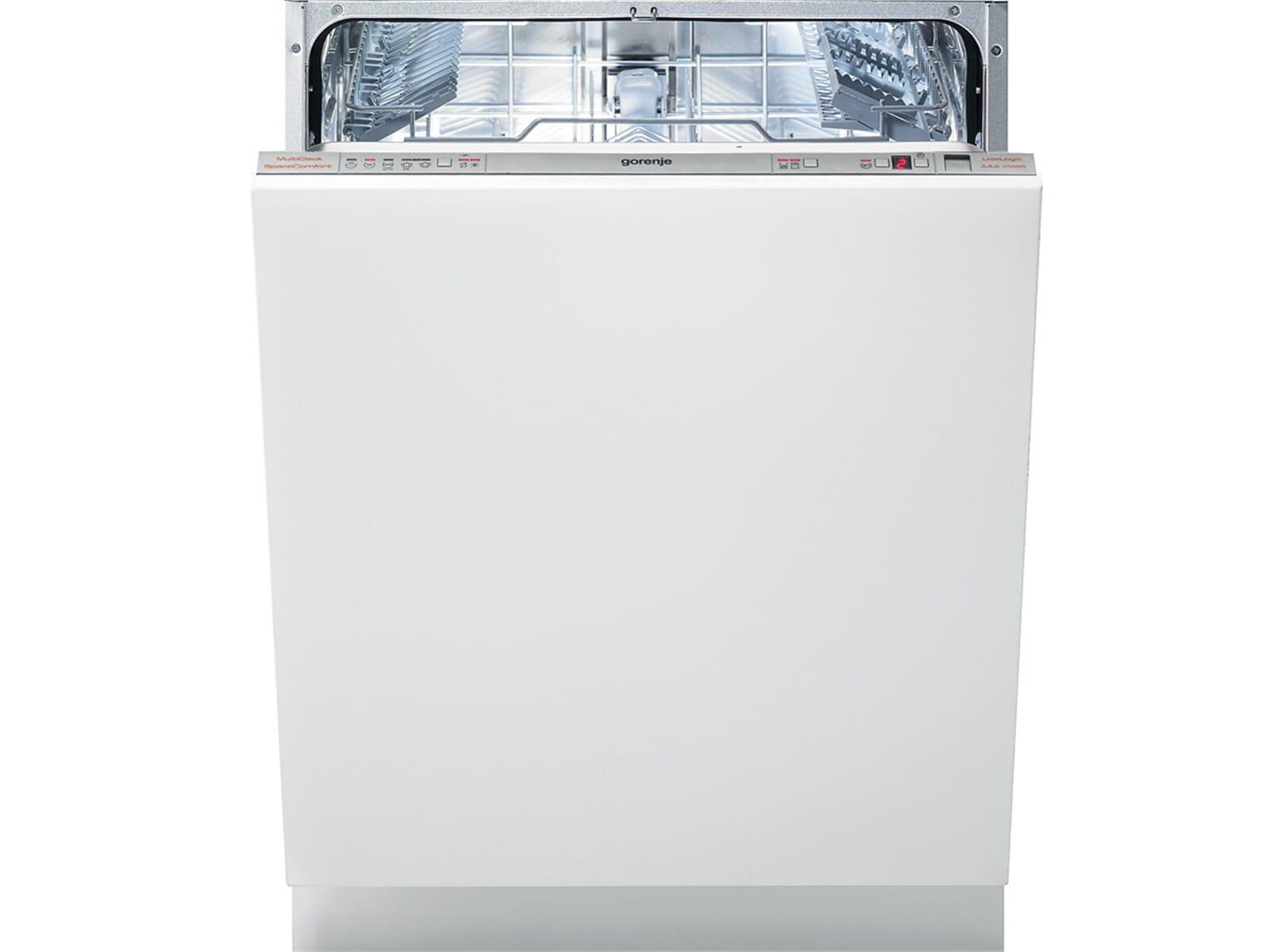 Xxl spulmaschine gorenje gv 63424 vollintegriert o eur 530 for Spülmaschine gorenje