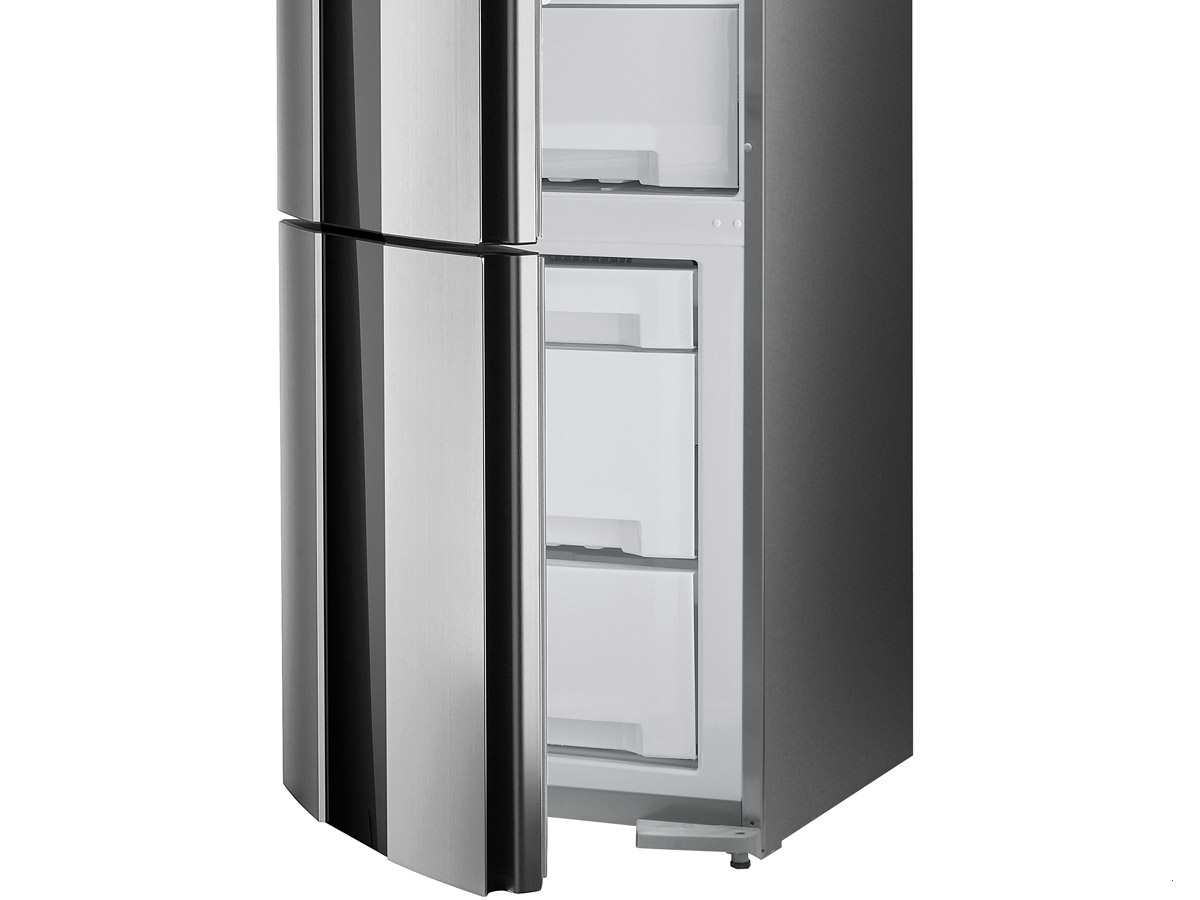 stand k hl gefrier kombination pininfarina gorenje nrk 6 p2 x l ebay. Black Bedroom Furniture Sets. Home Design Ideas